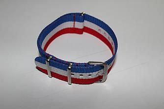 Синтетический ремень NATO-straps-ремень сплошной из капронового материала 18 мм.