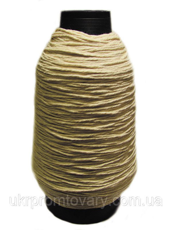 Шпагат пищевой хлопчатобумажный 750 текс (катушка 220гр=310м)