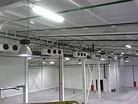 Строительство и монтаж холодильных камер