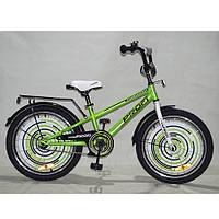 Велосипед двухколёсный детский 16 дюймов Profi Forward  G1672 ***
