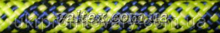 Шнур полипропиленовый плетеный с наполнителем 10 мм.  №281