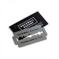 Лезвия Rockwell Double-Edge Razor Blades