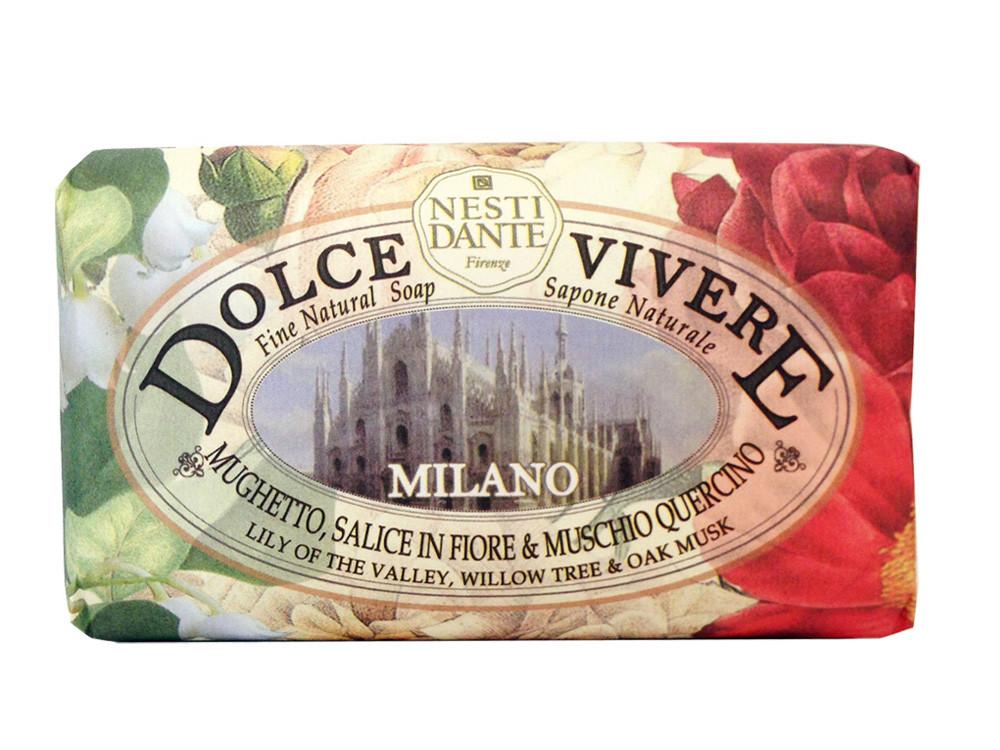 Nesti Dante Мыло Dolce Vivere Milano - Сладкая жизнь - Милан, 250 гр
