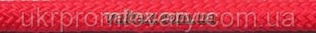 Скакалка гимнастическая 12мм красная (длинна 3м).  №348-8, фото 2