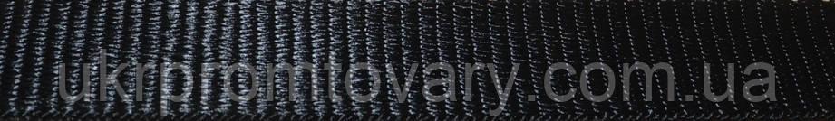 Лента буксировочная – 20 мм черная (рулон 50м)                  РН - 600кг №32011, фото 2