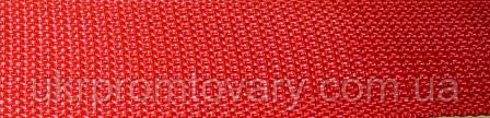 Лента ременная – 40 мм красная (рулон 50м) РН-490кг №32023, фото 2