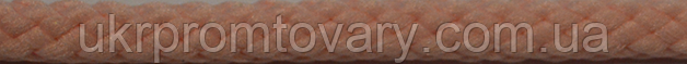 Шнур полиэфирный с наполнителем 5мм розовый №520