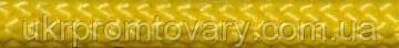Паракорд 5мм. Цвет №. Шнур желтого цвета выполнен из капроновой нити.  №456/43, фото 2