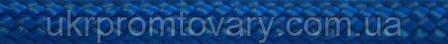 Паракорд 5 мм насыщенного синего цвета. Цвет №6.  №456/6