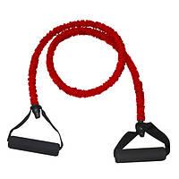 Резиновый эспандер трубчатый Rising 5х11 для дома и спортзала