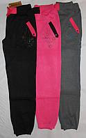 Женские спортивные брюки на флисе