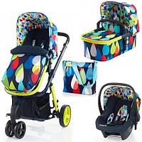Детская коляска-трансформер 2 в 1 Giggle2 - Cosatto (Англия) Pitter Patter