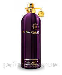 Montale Dark Purple (100мл), Женская Парфюмированная вода Тестер - Оригинал!