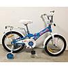 Велосипед двухколёсный детский 16 дюймов Profi Original girl  G1664 ***