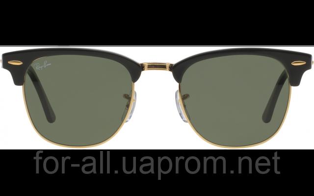 Очки ray ban Clubmaster RB3016 купить в интернет-магазине Модная покупка