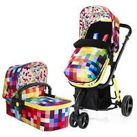 Детская коляска-трансформер 2 в 1 Giggle2 - Cosatto (Англия) Pixelate