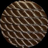 Канат для кроссфита (боевой канат) - капроновый крученый трехпрядный канат диаметром 40мм. №528/4