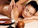 Классический массаж спины 45 мин.