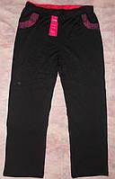 Женские спортивные трикотажные брюки, XL - 3XL