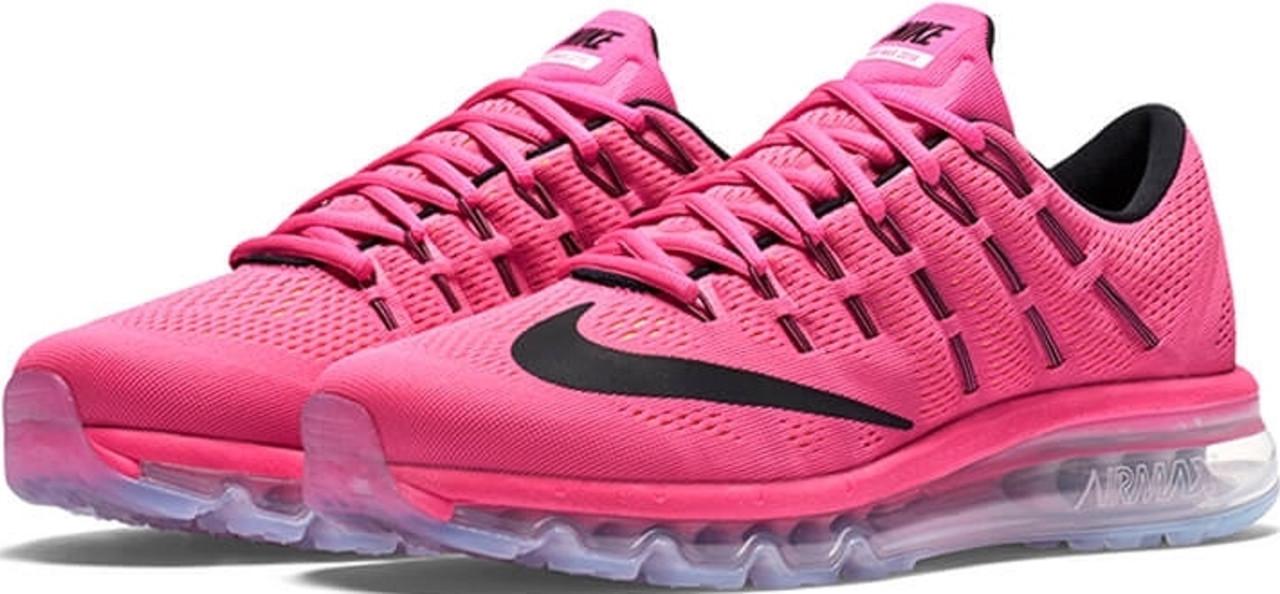 46ed30809 Кроссовки женские Nike Air Max 2016 Pink/Black - ТЕХНОЛЮКС в Запорожье