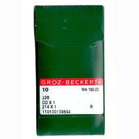 Иглы для промышленных швейных машин 328/214X1/DDX1 160R Groz-Beckert