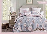 Комплект постельного белья  Bella Villa сатин евро В-0046