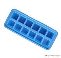 Силиконовая форма для льда Домино 26*11*4 см