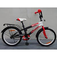 Велосипед двухколёсный детский 16 дюймов Profi Inspirer G1655 ***