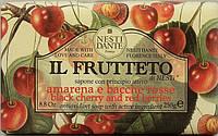 Nesti Dante Мыло Il Frutteto - Фруктовое - Черешня и брусника, 250 гр