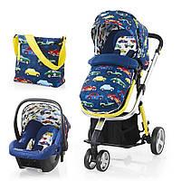 Детская коляска-трансформер 2 в 1 Woop - Cosatto (Англия) Rev Up