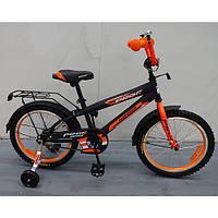 Велосипед двухколёсный детский 16 дюймов Profi Inspirer G1652***