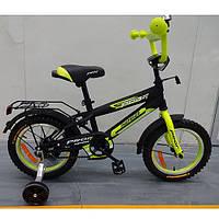Велосипед двухколёсный детский 16 дюймов Profi Inspirer G1651***
