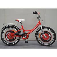 Велосипед двухколёсный детский 16 дюймов Profi Original boy G1645***