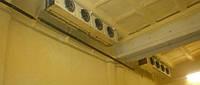 Теплоизоляция холодильных камер