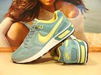 Кроссовки женские Nike Air Pegasus 89 (реплика) светло-зеленые 36 р.