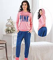 Комплект кофта и штаны VIOLET 14654-R Турция. Размер S.
