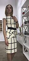 Платье с баской от Karen Millen