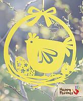 Пасхальный декор «Великодній віночок»