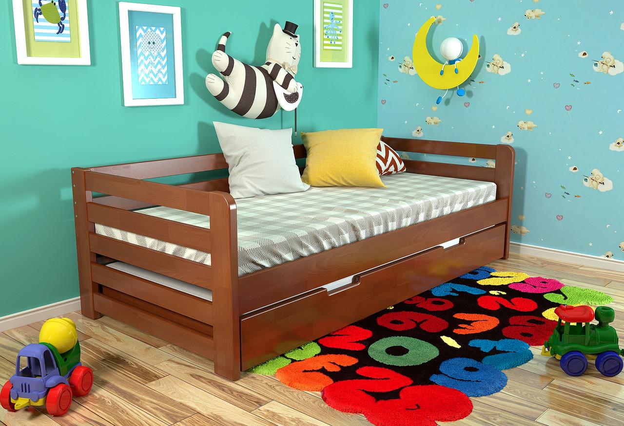 Немо 90х200(190) кровать односпальная СОСНА