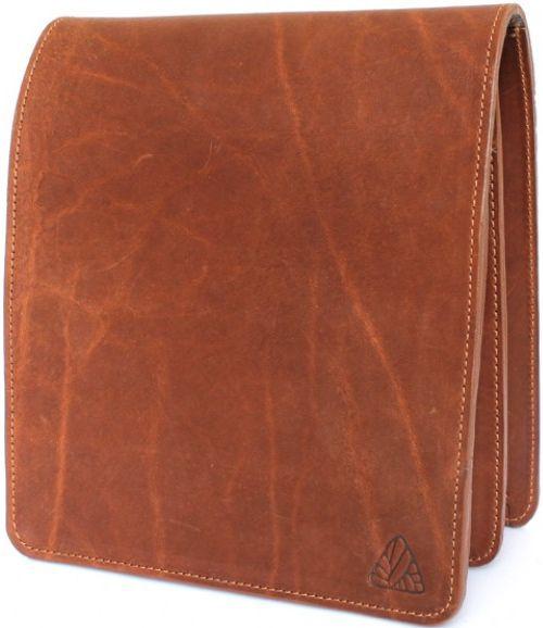 ffafd9c9dc1b Кожаная сумка-планшетка Mykhail Ikhtyar, Ikhtyar-6752 коричневый - SUPERSUMKA  интернет магазин в