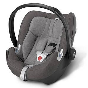 Детское автокресло ATON Q PLUS - Cybex Германия - ECE R44/04 группа 0+ (до 13 кг)