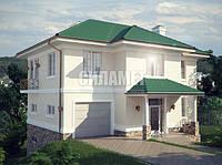 Дома из газобетона, сип-панелей, монолитные сооружения