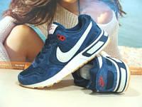 Кроссовки женские Nike Air Pegasus 89 синие 37 р.