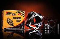 Цилиндр Дельта/Альфа 110 d- 52,4 мм (алюминиевый) ТММР Racing