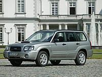 Авточехлы Subaru Forester 03-08 EMC Elegant