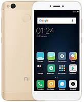 Xiaomi Redmi 4X Gold 2гб/16гб 4100мАч 8-ядер чехол,пленка,гарантия