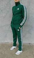Спортивный мужской костюм ADIDAS из качественного трикотажа