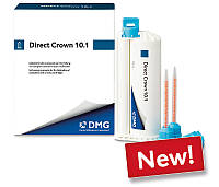 Композитный материал картридж direct crown A2/А3(76гр.) 10:1 под automix-dispencer