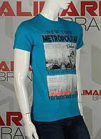 Valimark качественная мужская футболка Валимарк new york metropolitan код 17200