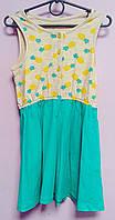 Платье для девочек 122 см ПЛ162 (122) Бэмби Украина